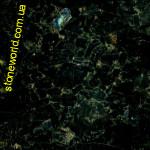Лабрадорит, Blue Volga - черный