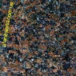 Гранит, Первомайский «Brown Skif» - коричнево-красный