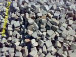 Камень песчаник,  брусчатка колотая, окатанная