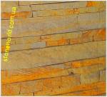 Фасадно-стеновая нарезка 'лапша' из песчаника V