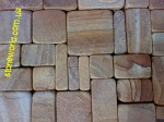 плитка из песчаника тротуарная окатанная