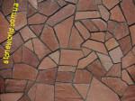 Камень песчаник, природной формы (желтый с разводами, серый, коричневый с разводами)